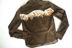 Когда талантливый человек берется за дело, у него непременно получается шедевр. Agnes B., эта рубашка - шедевр.