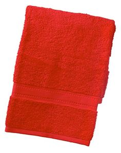 From 3.95 Towelsrus Egyptian 100% Super Soft Cotton 550 Gsm Hand Towel In Red