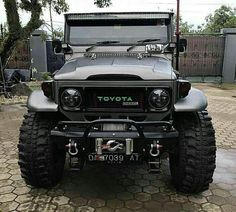 Land Cruiser Of The Day! – Enter the world of Toyota Land Cruisers Toyota Hilux, Toyota Autos, Toyota Tacoma, Toyota Fj Cruiser, Suv Trucks, Toyota Trucks, Toyota Cars, Patrol Y61, Nissan Patrol