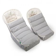 Keep your baby bundled with this organic cozy insert that works with your Orbit Baby or Orbit Baby G2 car seat and stroller. It's perfect for warming things up when it's a little chilly outside.  Details: the organic cotton/wool technology gives you a cozy and breathable organic cotton fabric that meets federal car seat safety standards without any harsh chemicals. interior organic cotton, exterior weather-resistant nylon fabric both sizes include foot-area extension to grow with your baby…