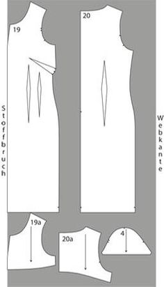 Schnittmuster: Business-Kleid nähen - eine Anleitung