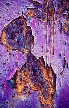 rust - beautiful patina