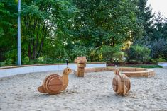 Landscape Elements, Landscape Architecture Design, Sport Park, Sand Play, Natural Playground, Playground Design, Street Furniture, Outdoor Furniture Sets, Outdoor Decor