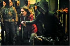 Watch Promotional Photos from the Arrow Season 2 Episode 21 City of Blood