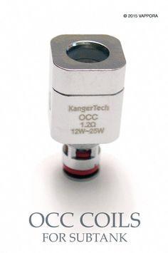 Kanger OCC Coils for Kangertech Subtank, Subtank Mini and Nano