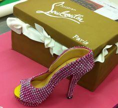 Amazing Cakes4Fun Ltd sugar Louboutin shoes