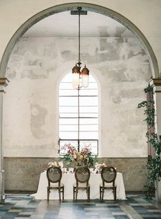Delicate Styled Shoot at Marigny Opera House in New Orleans, Louisianna | 48 more photos on PartySlate