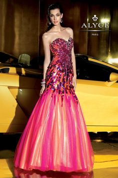 Alyce Designs Prom Dress | Exquisite and Amazing Alyce Prom Dresses for 2013