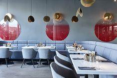 Ресторан «Пирог мясника» на Новом Арбате: удача Яны Холикбердиевой • Интерьеры • Дизайн • Интерьер+Дизайн