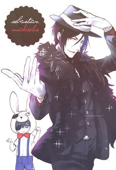 Sebastian Michealis | Kuroshitsuji | Black Butler | ♤ Anime ♤