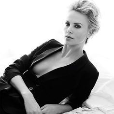 Charlize Theron on her beauty secrets, fitness regime and why she's feeling so lucky right now