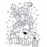 *Stamp* - Santa
