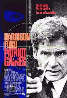 Followed Harrison Ford's character as he climbed the CIA ranks.. all the way to President in Air Force One - for those who claim it's a squeal..