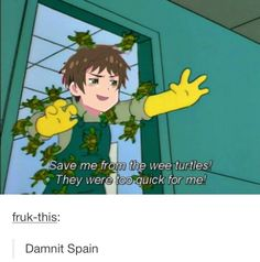 I read that in Romano's voice there is something wrong