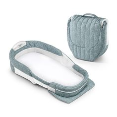 Pamper your baby with this awesome accessory. The New Snuggle Nest Surround XL is the latest model in Baby Delight's bestselling line of infant sleepers that provides a new extended length design for