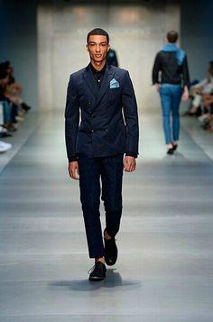 #Men's wear   Ermanno Scervino    Spring Summer 2014  #Moda Hombre