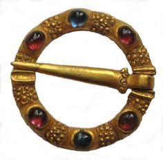 Annular Brooch Late 13th to early 14th century Warwickshire