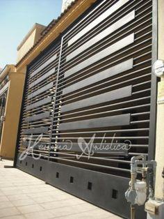 Gate Design, Door Design, Driveway Gate, Fence, Garage Canopies, Window Grill Design Modern, Main Gate, Entrance Gates, Iron Gates