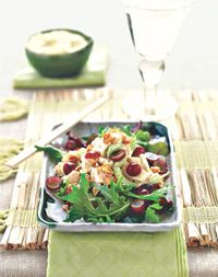 Asian Chicken and Walnut Salad - Healthy Recipe Finder | Prevention