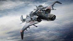 Si le F7A Hornet est l'appareil emblématique des forces armées de l'UEE, le Gladiator n'a pourtant rien à lui envier. Que ce soit en termes d'efficacité...