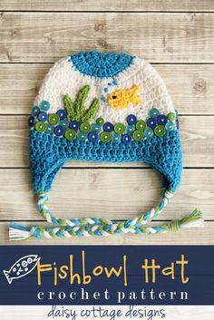 crochet hat patterns, crochet hats, cottag design, cottage design, baby hat crochet pattern, baby hats, daisi cottag, crochet patterns, bowl hat