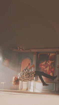 bts | Tumblr Jung Kook Wings Blood sweat and tears Wallpaper