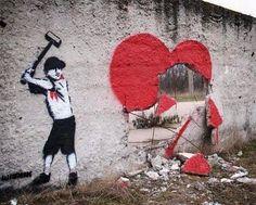 street art feelings. Essência Lírica.