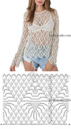Fabulous Crochet a Little Black Crochet Dress Ideas. Georgeous Crochet a Little Black Crochet Dress Ideas. T-shirt Au Crochet, Cardigan Au Crochet, Beau Crochet, Moda Crochet, Pull Crochet, Crochet Shirt, Knitted Poncho, Poncho Sweater, Crochet Summer