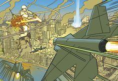 Todo el planeta consigue superpoderes . Bueno... MENOS TU ORDINARY. Un #cómic de Rob williams y Disraeli http://www.grafitoeditorial.com/shop/ordinary/