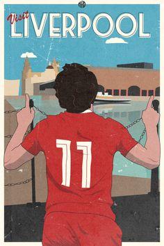 Liverpool Champions, Liverpool Fans, Liverpool Football Club, Iconic Movie Posters, Iconic Movies, Salah Liverpool, Egyptian Kings, Mo Salah, Mohamed Salah