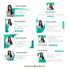 Fiverr freelancer will provide Business Cards & Stationery services and create your email template or html,clickable email signature including Design Concepts within 1 day Professional Email Signature, Html Email Signature, Email Signature Templates, Email Templates, Web Design, Email Design, Page Design, Business Card Mock Up, Business Card Design