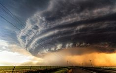 Supercell Storm Photos Captured in US by Storm Chaser... S.O.M.F | Some Of My Finds