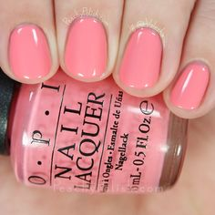 OPI Humidi-Tea Spring 2016 New Orleans Collection Peachy Polish Opi Nail Polish, Opi Nails, Nude Nails, Gel Nail, Shellac, Acrylic Nails, Opi Nail Colors, Nagel Gel, Gorgeous Nails