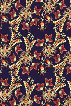 sweetheart pattern by about_jade. Beautiful Patterns, Door Design, Color Patterns, Plant Leaves, Colours, Wallpaper, Mocha, Mauve, Salmon