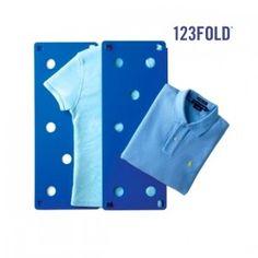 https://www.likeit.pt/organizar/78-dobrador-de-roupas.html - O Dobrador de Roupa é o utensílio ideal para quem procura uma forma de dobrar roupa rápido. Com este produto inovador pode dobrar roupa em poucos segundos com a garantia de que não vai ficar amarrotada ou repleta de vincos. Este Dobrador de Roupa pode ser usado para dobrar camisas, calças, t-shirts, camisolas ou qualquer outra peça de vestuário.