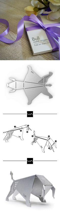 Home office desk accessory. Metal Sheet Design, Sheet Metal Art, 3d Puzzel, Industrial Design Portfolio, Cnc Cutting Design, Metal Bending, Origami Paper Art, Steel Sculpture, Metal Shop