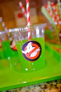 Ghostbusters Birthday Party Ideas | Photo 4 of 89 | Catch My Party