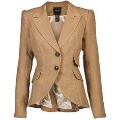 SMYTHE Linen jacket
