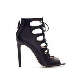 Catalogo Zara scarpe donne autunno inverno 2013 2014 FOTO