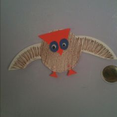 & owls2 | Owl Paper plate crafts and Owl paper