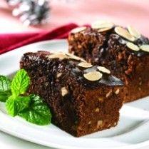 CAPPUCINO ALMOND BROWNIES http://www.sajiansedap.com/mobile/detail/11669/cappucino-almond-brownies