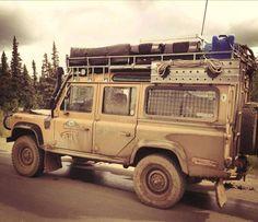 Camel Trophy #Land Rover