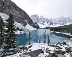 εικονες χειμωνα λιμνη πλαστηρα - Αναζήτηση Google Need A Vacation, Dream Vacations, O Canada, Banff Canada, Travel Inspiration, North America, Beautiful Pictures, River, Mountains