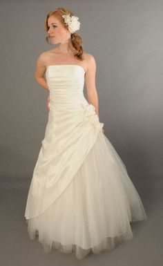 Special Day S53 Vintage in ivory Wedding Dress