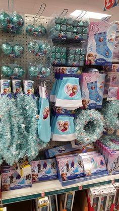 Frozen christmas stuff. Very nice!