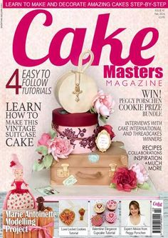 Cake masters february 2016 vk com stopthepress