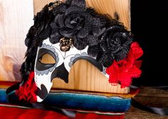 Day+of+the+Dead+Mask