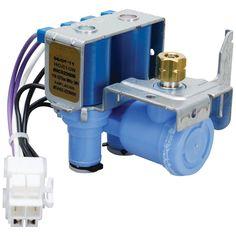 EXACT REPLACEMENT PARTS ERDA62-02360B Refrigerator Water Valve (Replacement for Samsung(R) DA62-02360B)