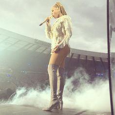 Beyoncé Formation World Tour Hampden Park  Glasgow Scotland 7th July 2016