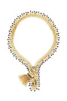 Van Cleef & Arpels  Zip necklace